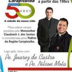 Carapicuíba celebra 50 anos com show católico