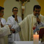 Com. S. Gabriel celebra 3° Dia do Tríduo de N. Sra. dos Anjos
