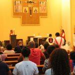 Comunidade Santa Luzia realiza recolhimento espiritual