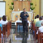 Com. S. Francisco realiza recolhimento espiritual