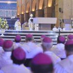 Missa de abertura da 53ª Assembleia Geral reúne bispos do Brasil no Santuário de Aparecida