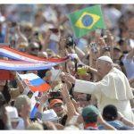"""Papa Francisco: """"É preciso coragem para amar"""""""