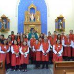 Irmandade do Santíssimo fazem seu juramento