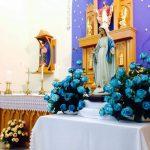 'S. Pedro e S. Paulo' celebra Nossa Senhora das Graças