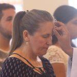 Pe. Carlos Eduardo celebra Missas de Quarta-feira de Cinzas