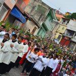 'S. Pedro e S. Paulo' celebra Domingo de Ramos