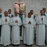 Missa de Admissão entre os Candidatos à Ordem Sacra e 10 anos de episcopado de Dom João Bosco