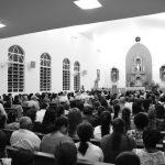 Em missa penitencial da alvorada padre Carlos reflete a entrega de Jesus por nós