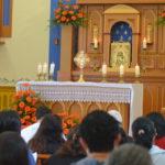 Missão com a Com. Palavra Viva: Horários de adoração das Pastorais, movimentos e associações
