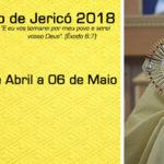 Programação do 1º Cerco de Jericó de 2018