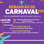 Vem pro Rebanhão de Carnaval 2020!